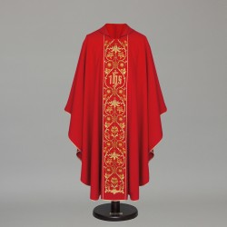 Gothic Chasuble 6141 - Red