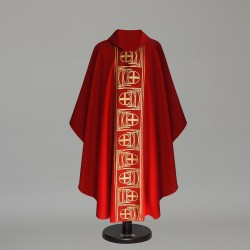 Gothic Chasuble 6427 - Red