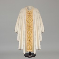 Gothic Chasuble 6431- Cream