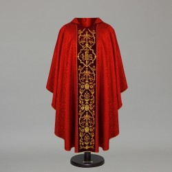 Gothic Chasuble 6436 - Red