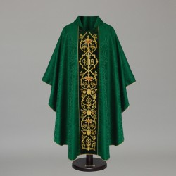 Gothic Chasuble 6437 - Green