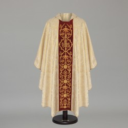 Gothic Chasuble 6438 - Gold