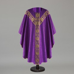 Gothic Chasuble 6440 - Purple