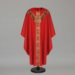 Gothic Chasuble 6441- Red