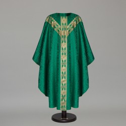 Gothic Chasuble 6442 - Green