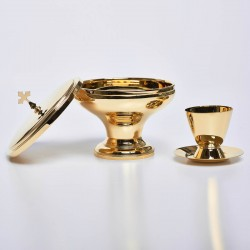 Ciborium and Chalice set 6453