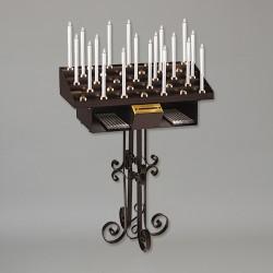 21 Candle Artistic Votive...