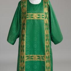 Gothic Dalmatic 1680 - Green