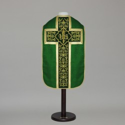 Roman Chasuble 6500 - Green  - 1