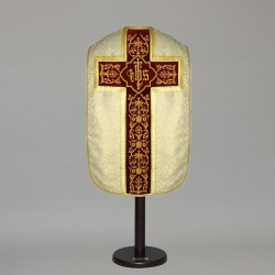 Roman Chasuble 6502 - Gold