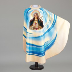 Marian Gothic Chasuble 6504...