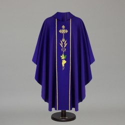 Gothic Chasuble 6507 - Purple