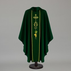 Gothic Chasuble 6508 - Green