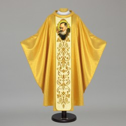 Gothic Chasuble - 4220 - Gold