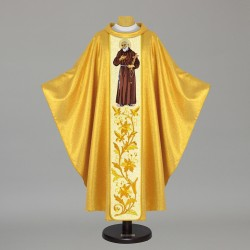 Gothic Chasuble 6510 - Gold