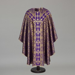 Gothic Chasuble 6513 - Purple