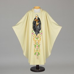 Gothic Chasuble 6586 - Cream