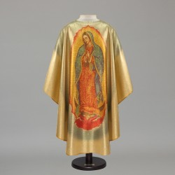 Gothic Chasuble 4448 - Gold