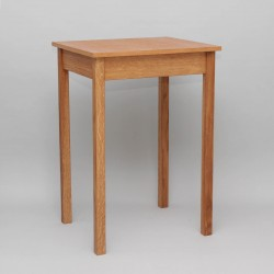 Credence Table 6522 - Oak