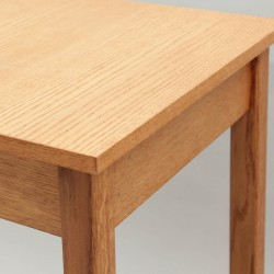 Credence Table 6522 - Oak  - 4