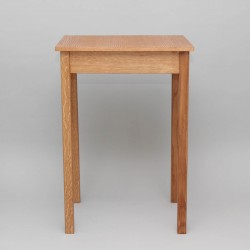 Credence Table 6522 - Oak  - 6
