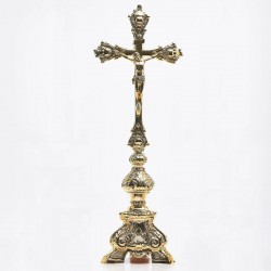Standing Altar Crucifix 6640