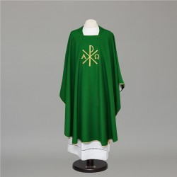 Gothic Chasuble 6655 - Green