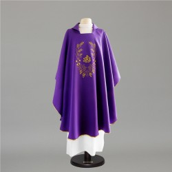 Gothic Chasuble 6670 - Purple