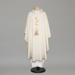 Gothic Chasuble 6678 - Cream