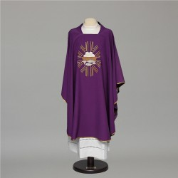 Gothic Chasuble 6682- Purple