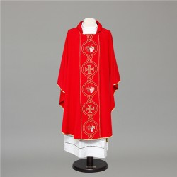 Gothic Chasuble 6683 - Red