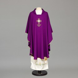 Gothic Chasuble 6685 - Purple