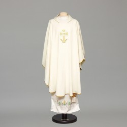 Gothic Chasuble 6688 - Cream