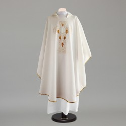 Gothic Chasuble 6693 - Cream