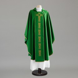 Gothic Chasuble 6694 - Green
