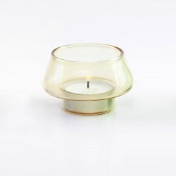 Clear Votive Light Holder 6743