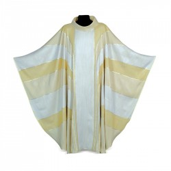 Gothic Chasuble 6968 - Cream