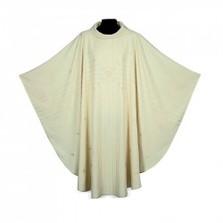 Gothic Chasuble 6969 - Cream