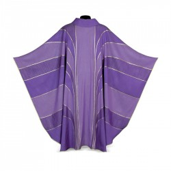 Gothic Chasuble 6971 - Purple