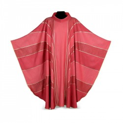 Gothic Chasuble 6972 - Red