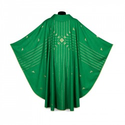 Gothic Chasuble 6974 - Green