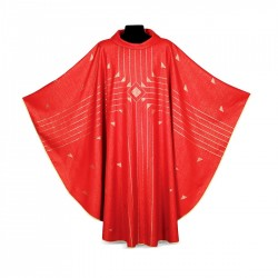 Gothic Chasuble 6976 - Red