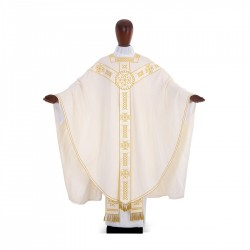 Gothic Chasuble 6990 - Cream