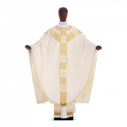 Gothic Chasuble 6991 - Cream