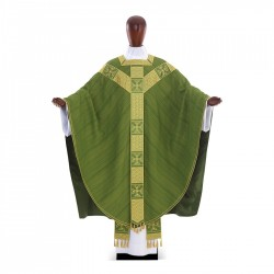 Gothic Chasuble 6992 - Green