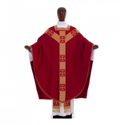 Gothic Chasuble 6994 - Red