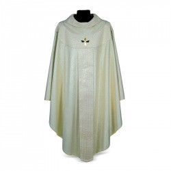 Gothic Chasuble 6995 - Gold