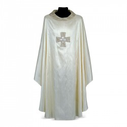 Gothic Chasuble 7004 - Cream