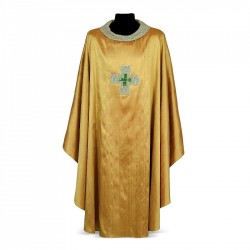 Gothic Chasuble 7006- Gold