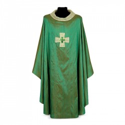 Gothic Chasuble 7007- Green